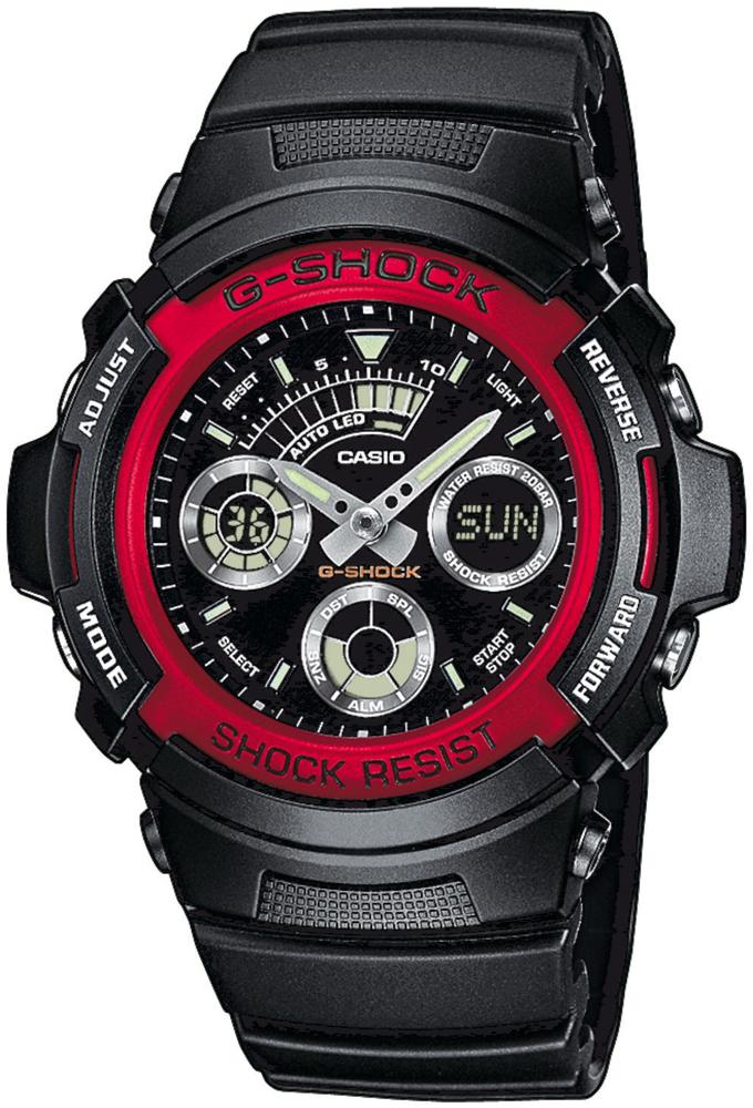 G-SHOCK AW-591-4AER - zegarek męski