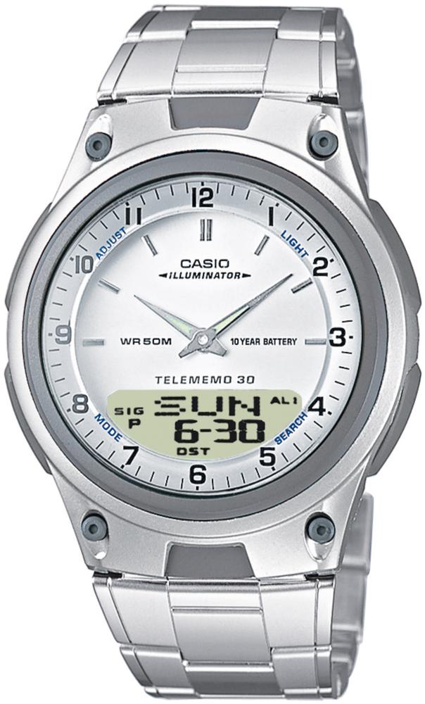 Casio AW-80D-7AV - zegarek męski