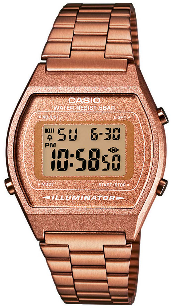 Casio Vintage B640WC-5AEF - zegarek damski