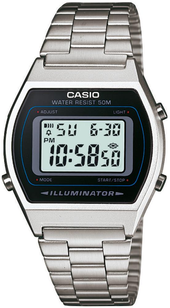 Casio Vintage B640WD-1AVEF - zegarek męski
