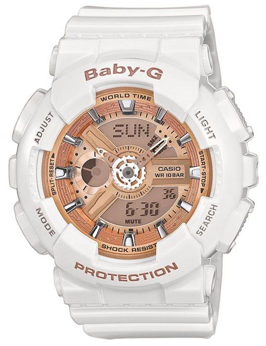 Baby-G BA-110-7A1ER - zegarek damski