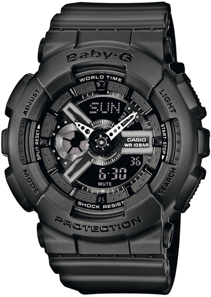 Baby-G BA-110BC-1AER - zegarek damski