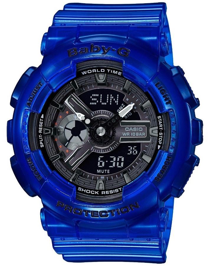 Baby-G BA-110CR-2AER - zegarek damski