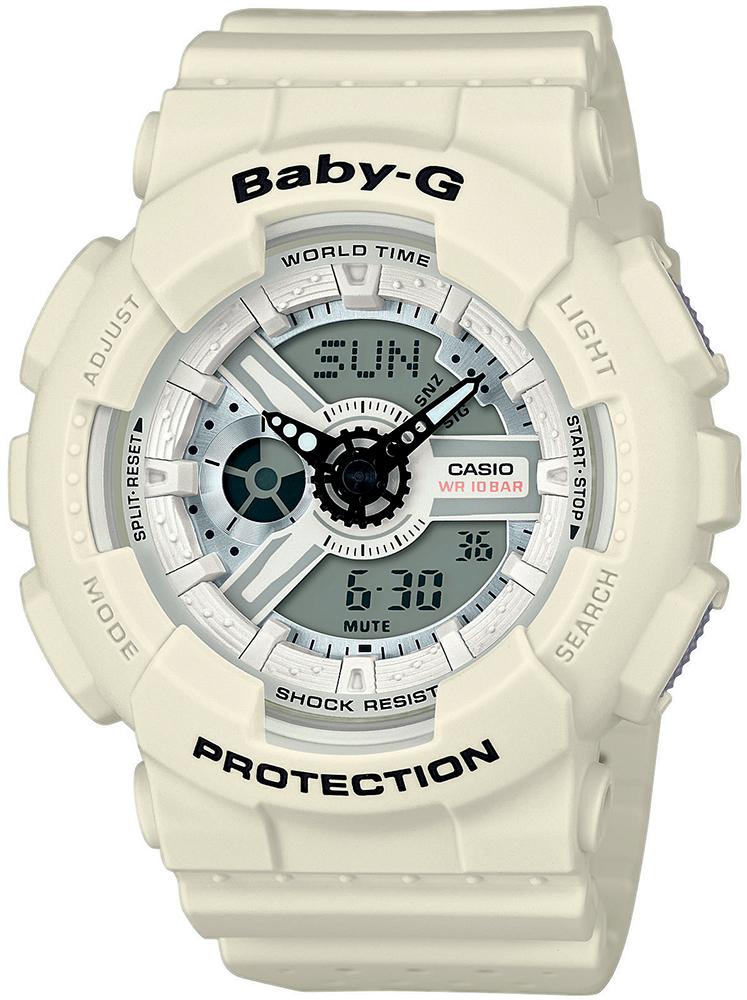 Casio Baby-G BA-110PP-7AER - zegarek damski