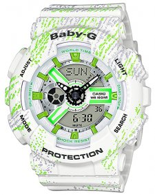 Baby-G BA-110TX-7AER - zegarek damski