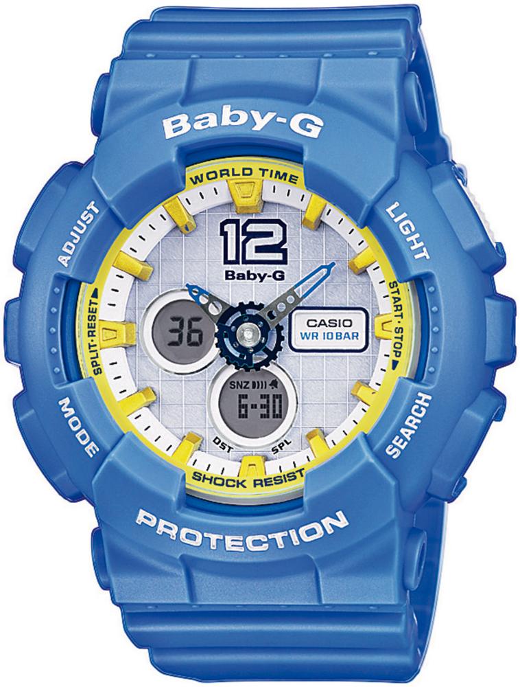 Baby-G BA-120-2BER - zegarek damski
