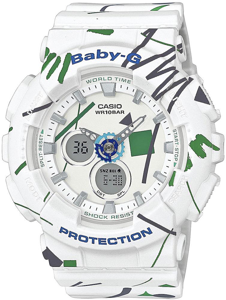 Baby-G BA-120SC-7AER - zegarek damski