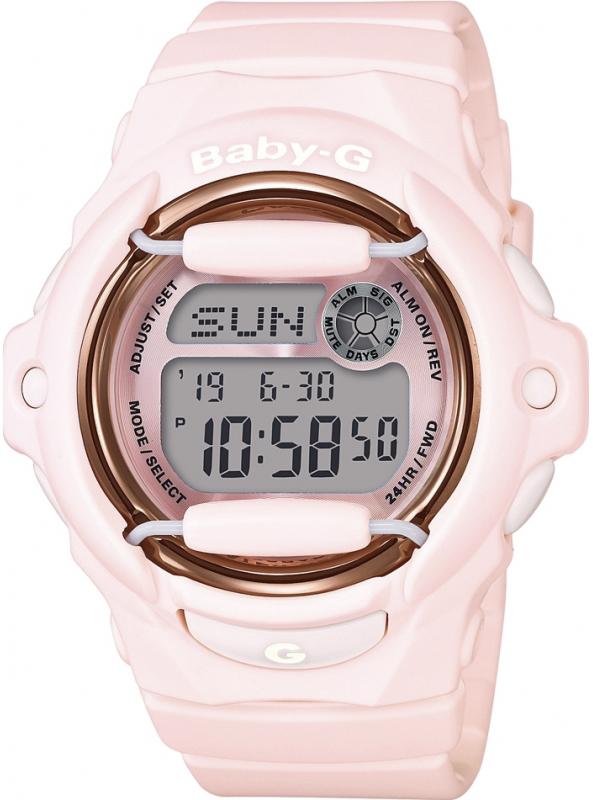 Baby-G BG-169G-4BER - zegarek damski