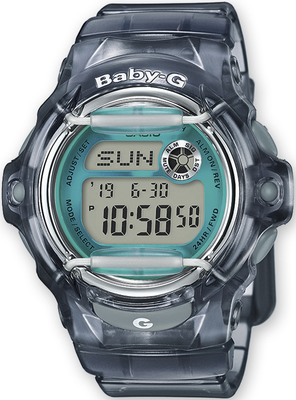 Baby-G BG-169R-8BER - zegarek damski