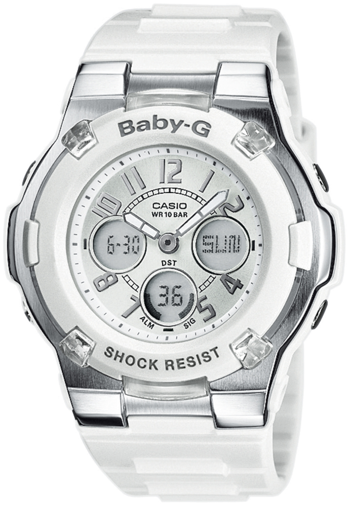Baby-G BGA-110-7BER - zegarek damski