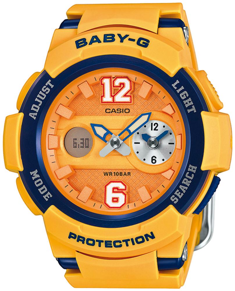 Baby-G BGA-210-4BER - zegarek damski