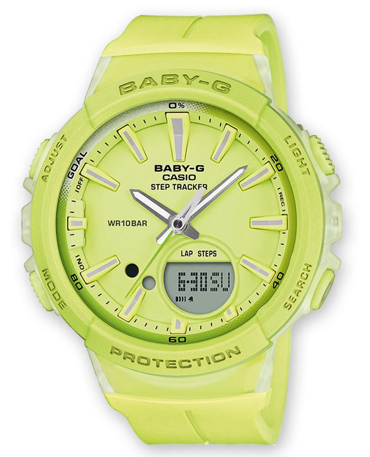 Baby-G BGS-100-9AER - zegarek damski