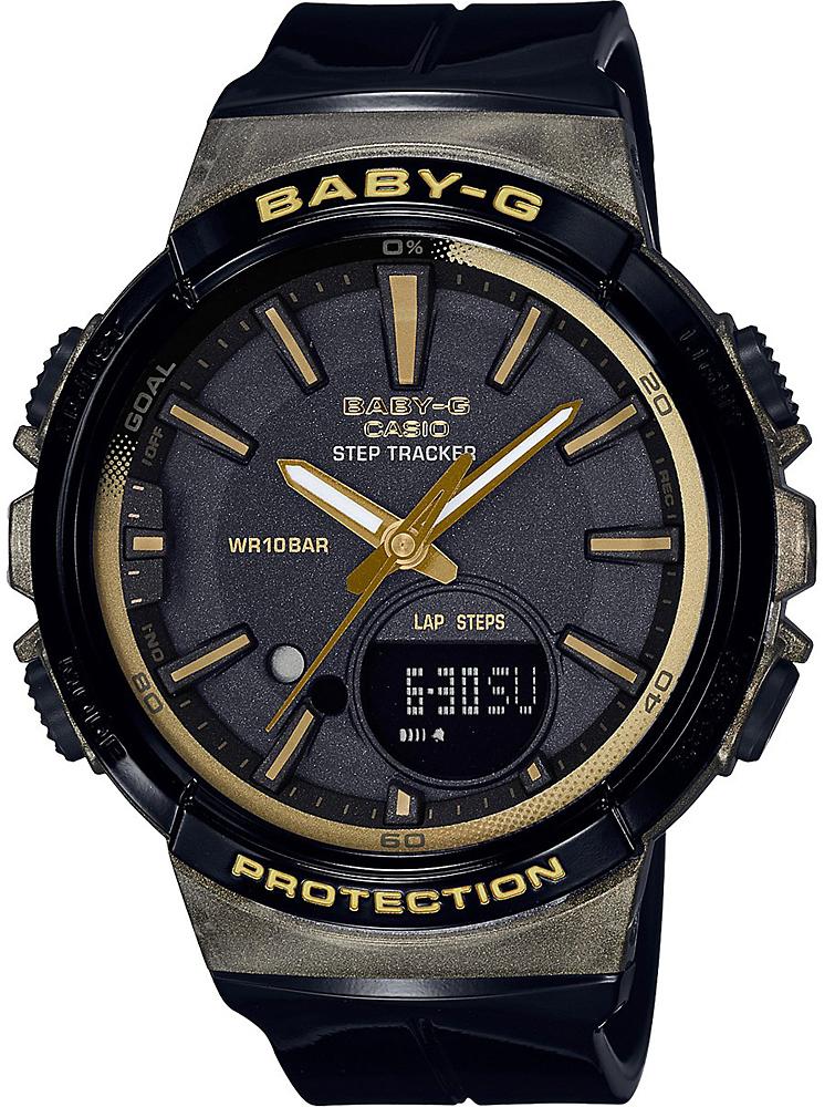 Baby-G BGS-100GS-1AER - zegarek damski