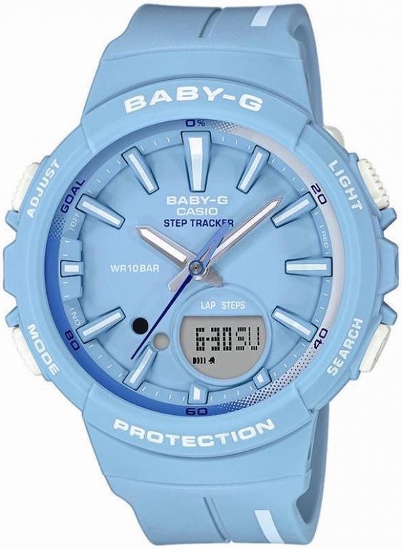 Casio Baby-G BGS-100RT-2AER - zegarek damski