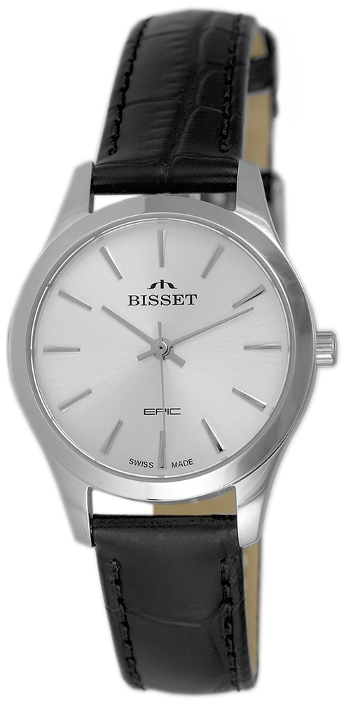 Bisset BSAE68SISX05BX - zegarek damski