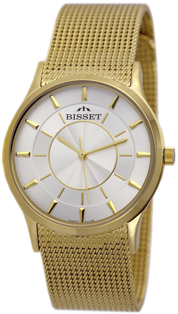Bisset BSBD63GISX03BX - zegarek damski
