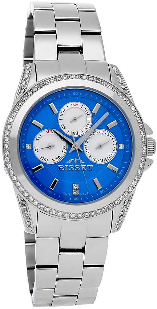 Bisset BSBE17SIDS05BX - zegarek damski