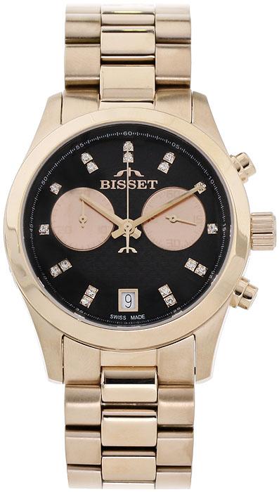 Bisset BSBE22RIBR05AX - zegarek damski