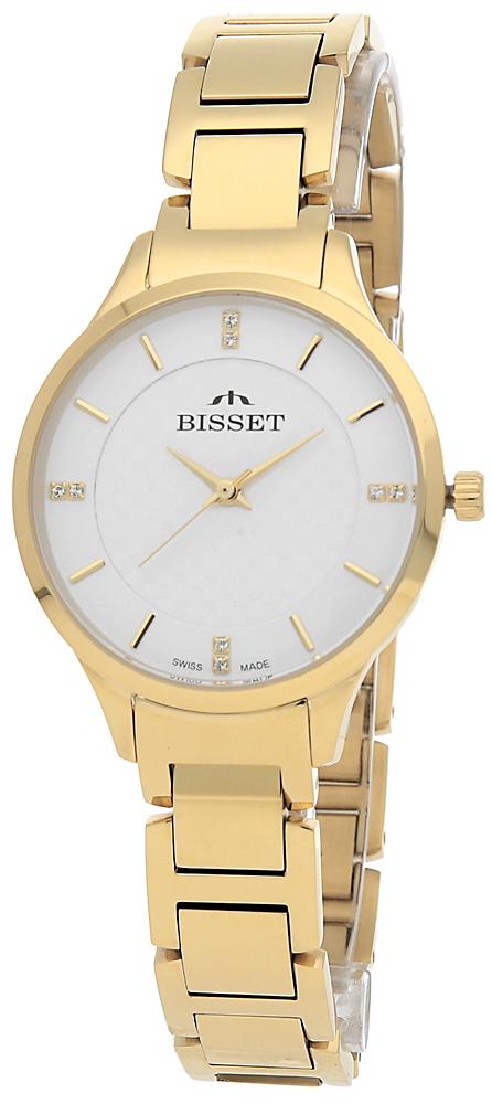 Bisset BSBE45GISX03BX-POWYSTAWOWY - zegarek damski