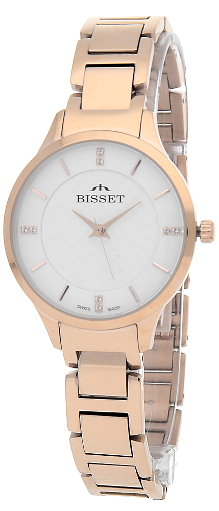 Bisset BSBE45RISX03BX - zegarek damski