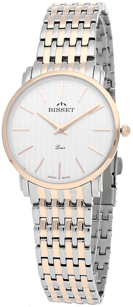 Bisset BSBE54TISX03BX - zegarek damski