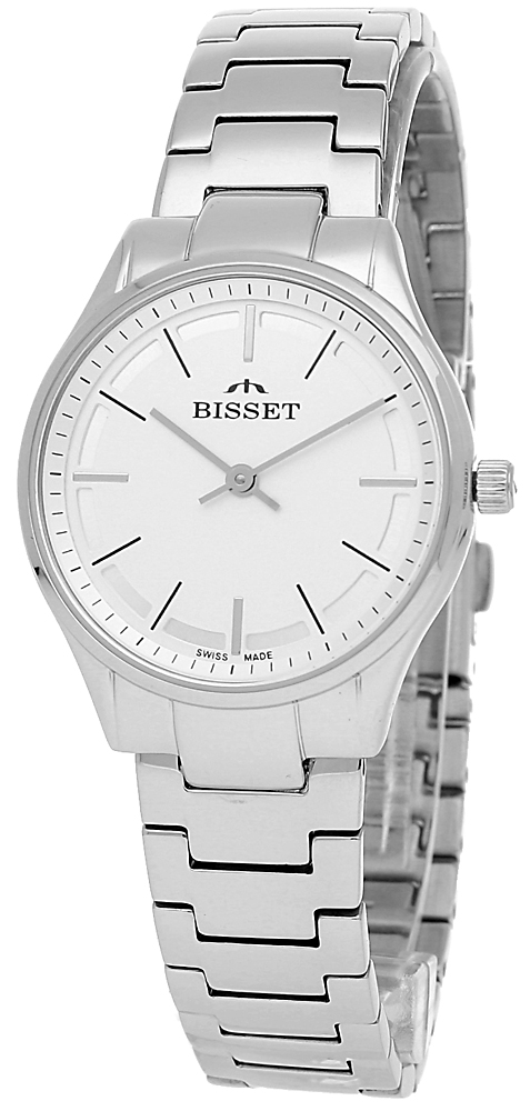 Bisset BSBE67SISX03BX - zegarek damski