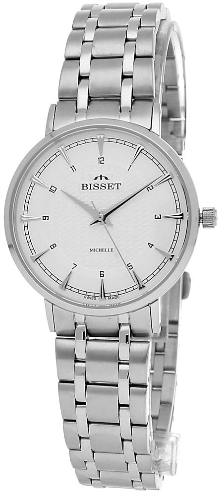 Bisset BSBE70SISX03BX - zegarek damski