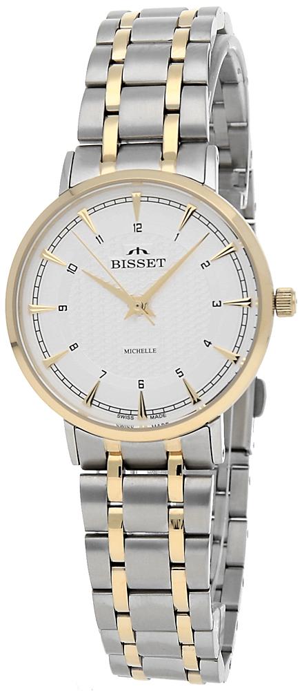 Bisset BSBE70TISX03BX - zegarek damski