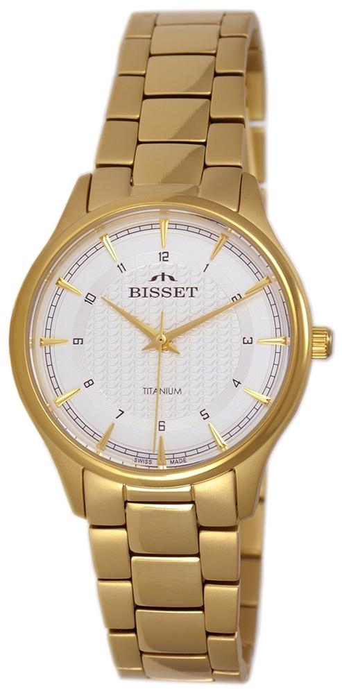 Bisset BSBE83GISX03BX - zegarek damski