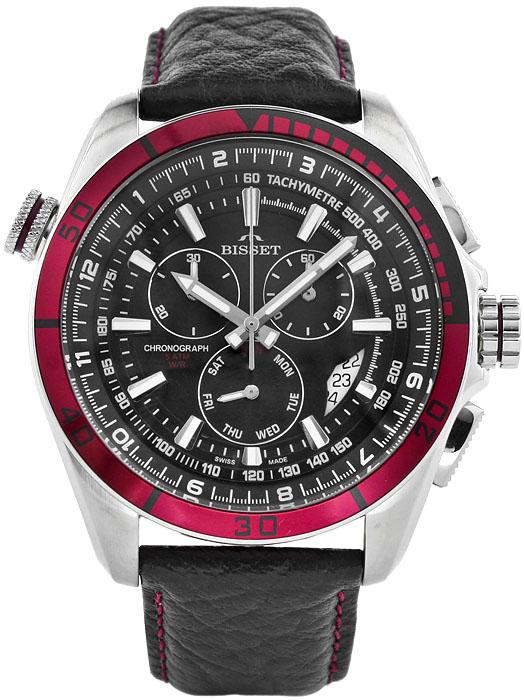 Bisset BSCC54TIBR - zegarek męski