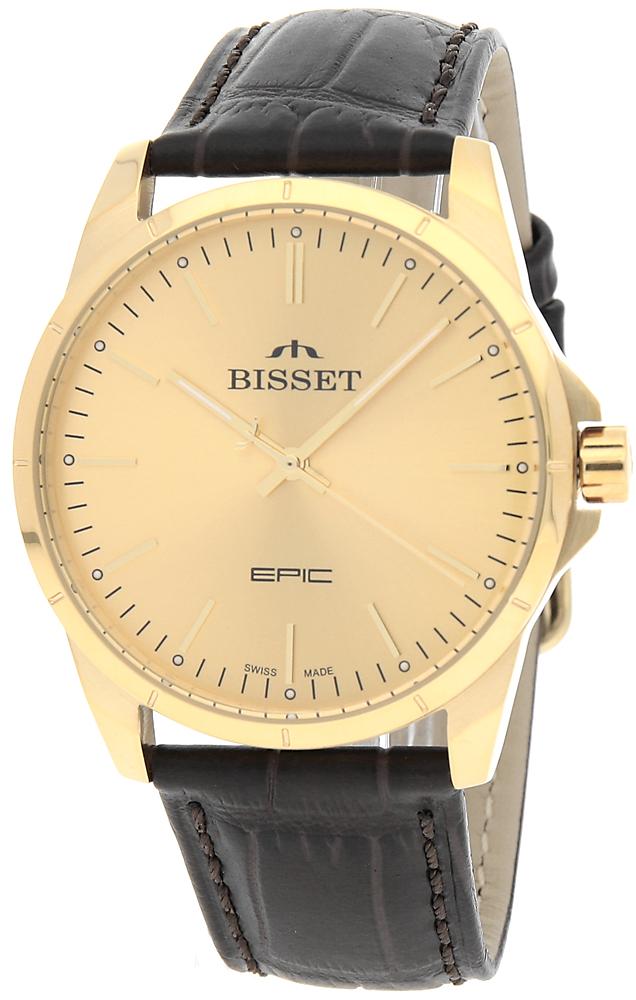 Bisset BSCE35GIGX05BX - zegarek męski