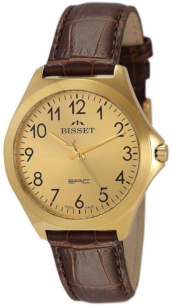 Bisset BSCE40GAGX03BX - zegarek męski