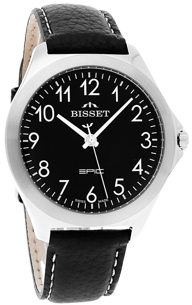 Bisset BSCE40SABX03BX - zegarek męski