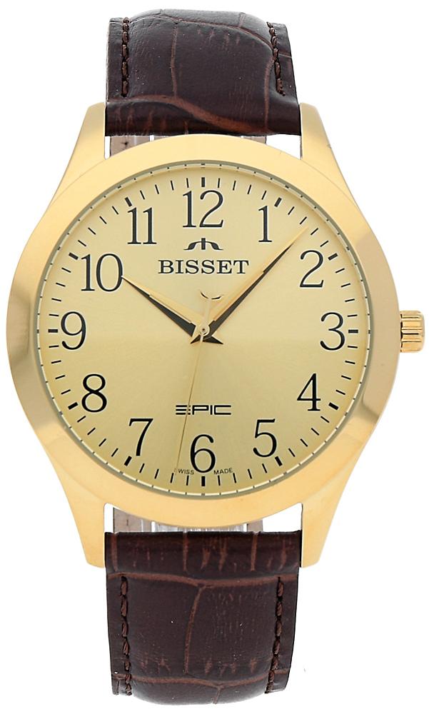 Bisset BSCE50GAGX03BX - zegarek męski