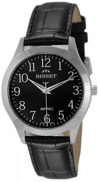 Bisset BSCE50SABX03BX - zegarek męski