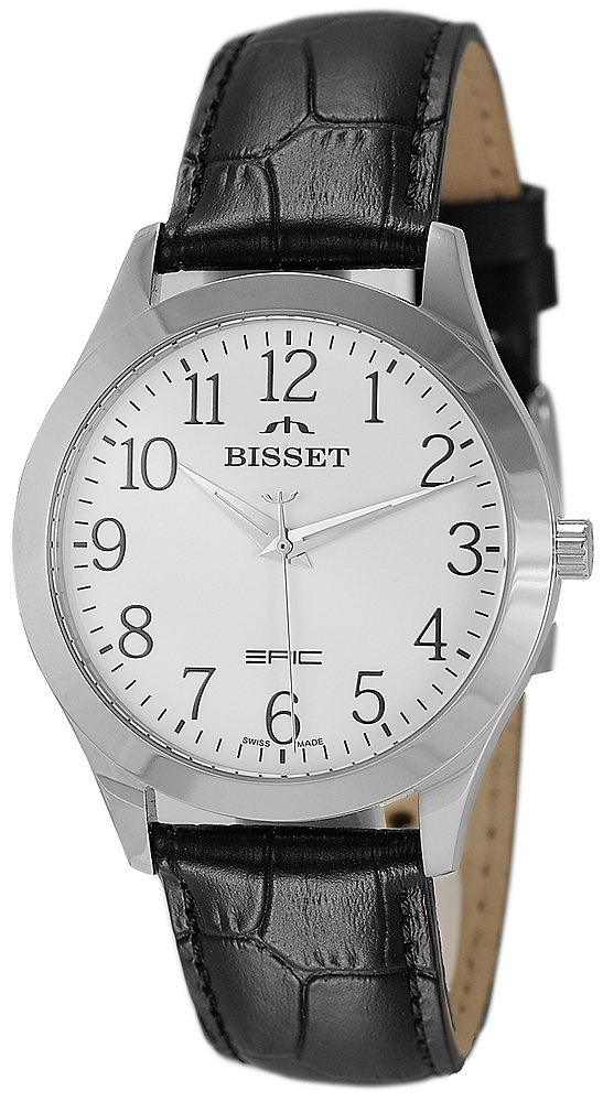 Bisset BSCE50SAWX03BX - zegarek męski