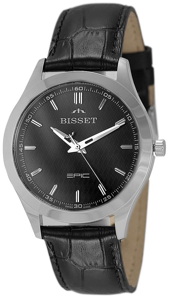 Bisset BSCE50SIBX03BX - zegarek męski