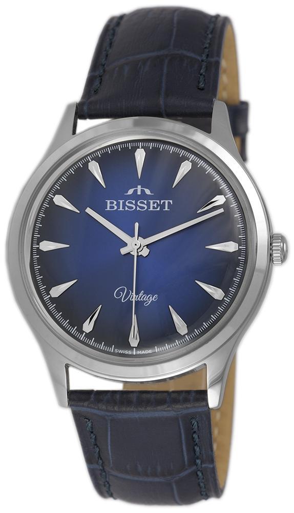 Bisset BSCE57SIDX05BX - zegarek męski