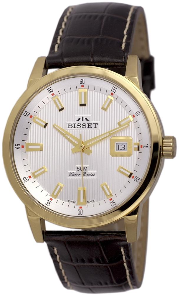 Bisset BSCE62GISX05AX - zegarek męski