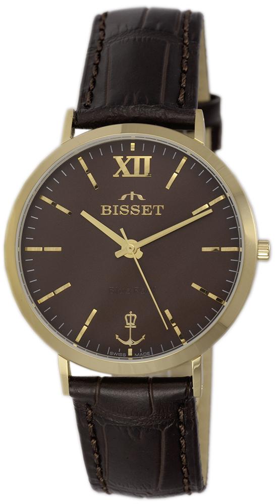 Bisset BSCE64GIYX05BX - zegarek męski