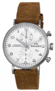 Zegarek męski Bisset BSCE84SASX05AX