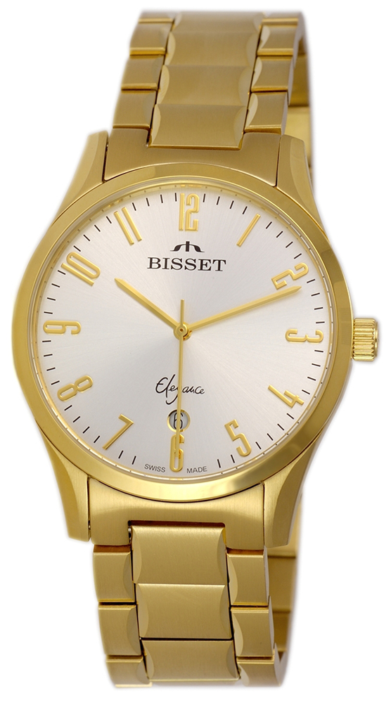 Bisset BSDD17GASX05BX - zegarek męski