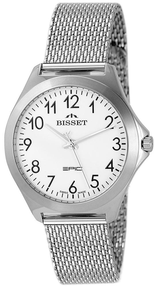 Bisset BSDE49SAWX03BX - zegarek męski