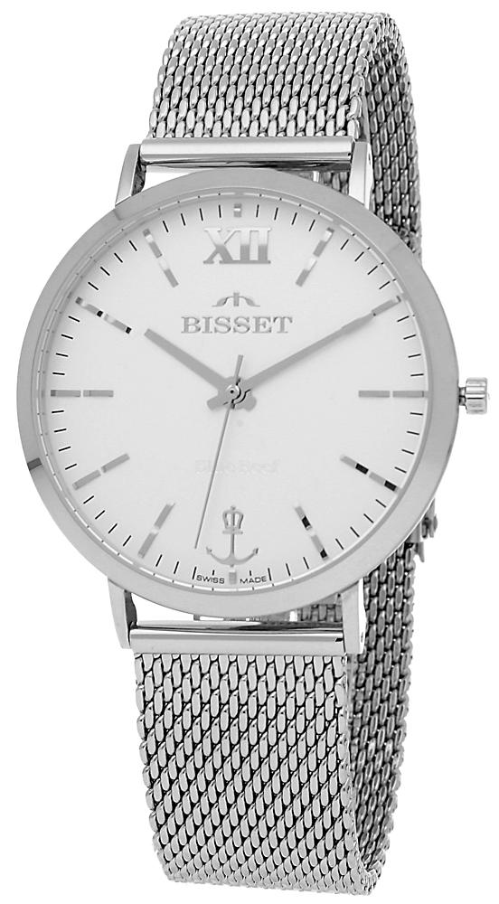 Bisset BSDE65SISX05BX - zegarek męski