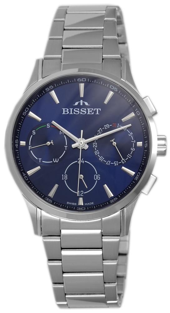 Bisset BSDE73SIDX05AX - zegarek męski