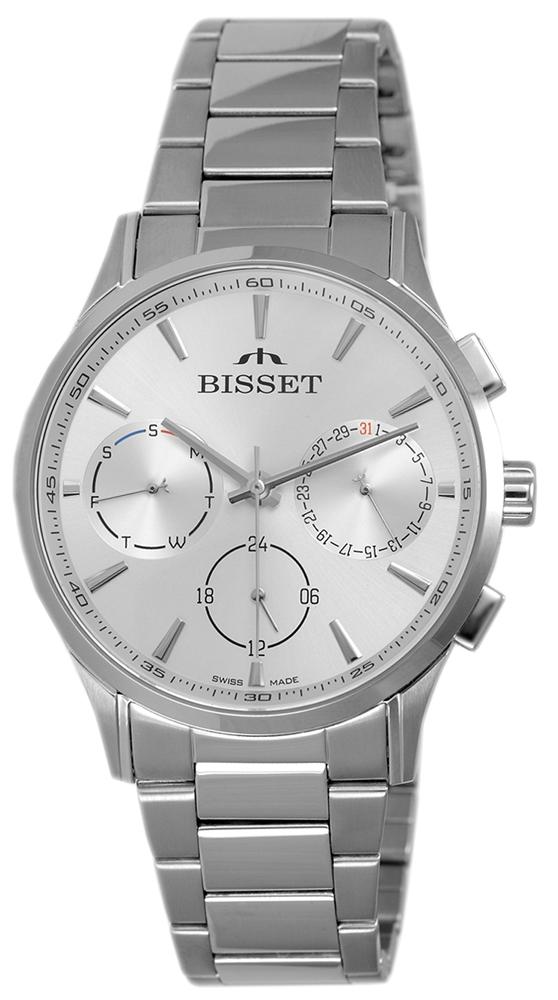 Bisset BSDE73SISX05AX - zegarek męski