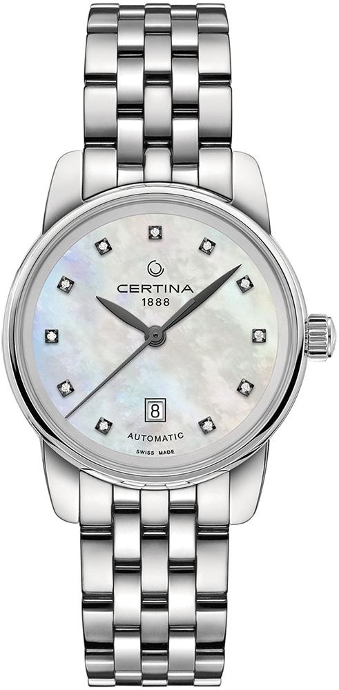 Certina C001.007.11.116.00 - zegarek damski