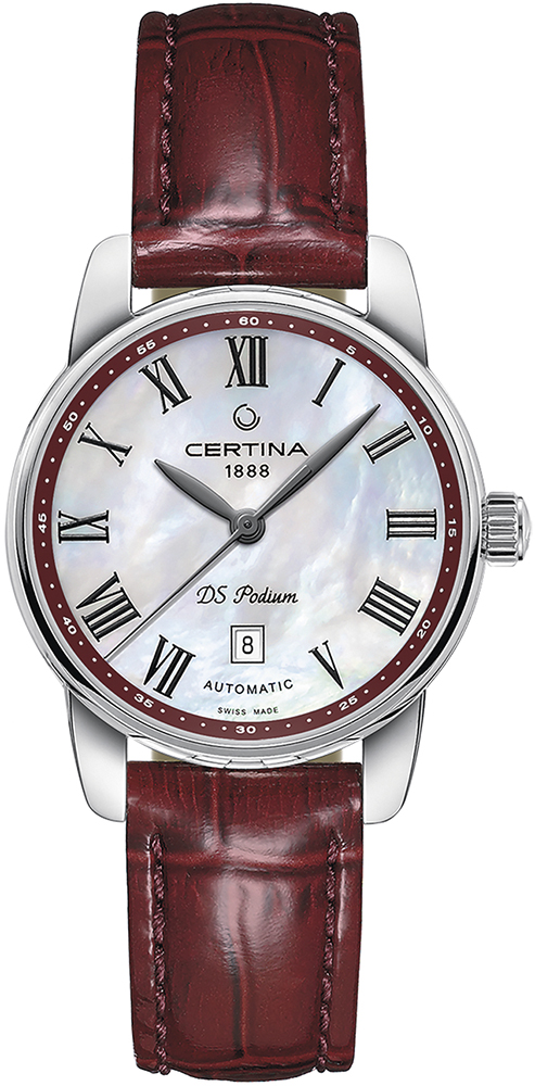 Certina C001.007.16.423.00 - zegarek damski