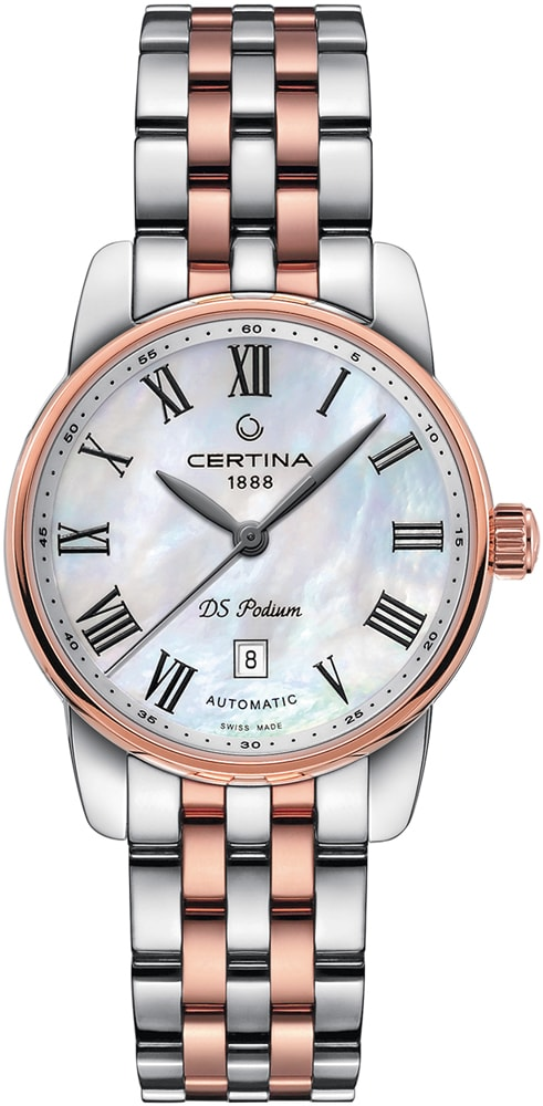 Certina C001.007.22.113.00 - zegarek damski