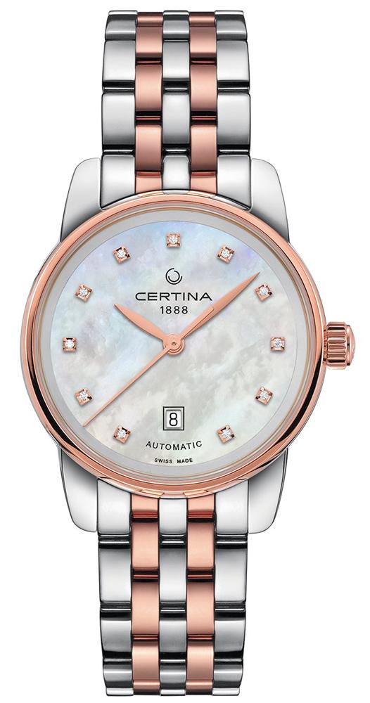 Certina C001.007.22.116.00 - zegarek damski